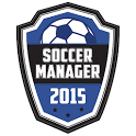 Play Soccer Manager 2015 now - become a legendary football manager and lead your team to championship glory in the android APK Icon