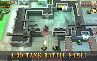 Screenshot of Tank Riders Free