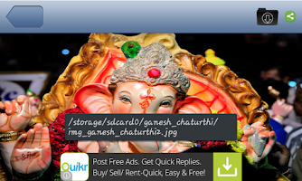 Screenshot of Ganesh Chaturthi SMS & Quotes