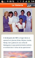 Screenshot of Medjugorje, cambia tu vida