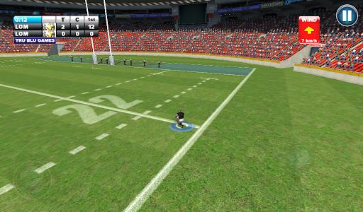Jonah Lomu Rugby: Quick Match - screenshot