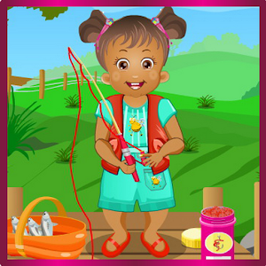 Baby Daisy Camping - Baby Game