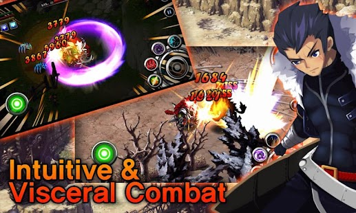 ZENONIA 5 apk screenshot