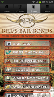Bill's Bail Bonds - screenshot
