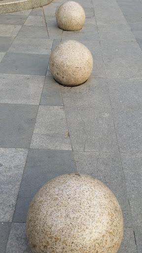Three Stone Balls
