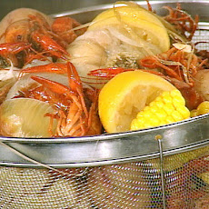 Stove-Top Crawfish Boil