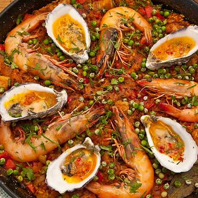 Pacific Paella