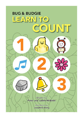 Bug & Budgie Learn To Count