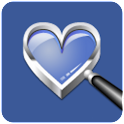 Single Searcher @ facebook icon