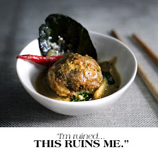 ANDY WRECKER GREEN CURRY MEATBALLS