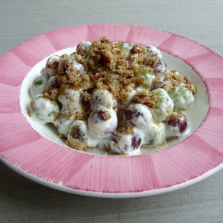 Coated Grape Salad