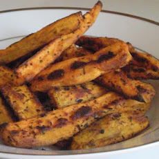 Savory Sweet Potatoes