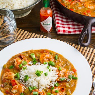 Cajun Shrimp Etouffee Recipes