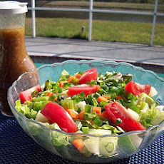 Brown Derby House Salad With Citrus Vinaigrette Recipe