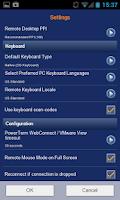 Screenshot of AccessToGo RDP/Remote Desktop