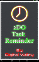 Screenshot of Todo Reminder