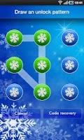 Screenshot of App Guard - Winter Theme