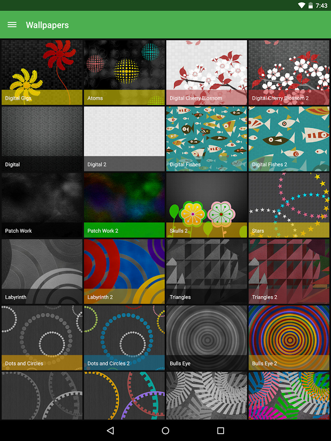 Viby - Icon Pack Screenshot 7