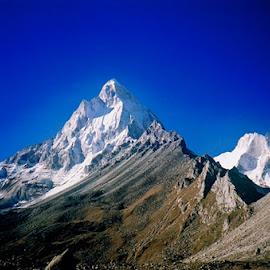 Shibling ,Neture of god  by Dibakar Sen - Landscapes Mountains & Hills ( neture )