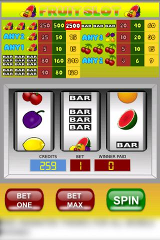 Fruit Slot Casino