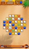 Screenshot of Sandy Puzzle: Match 3