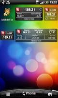 Screenshot of MobileFox