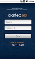 Screenshot of Alartec 360