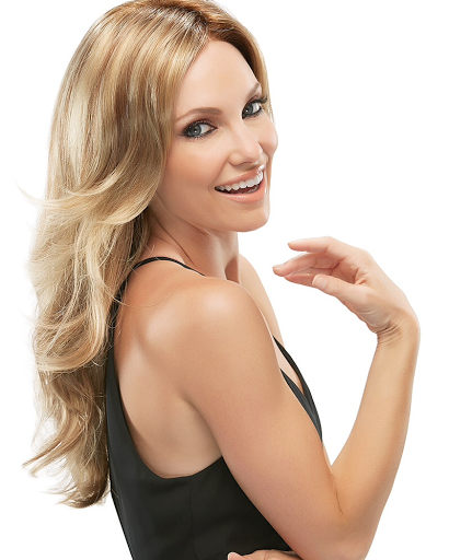 Large cap synthetic wig