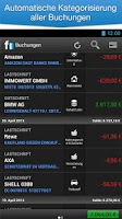 Screenshot of finanzblick – Onlinebanking