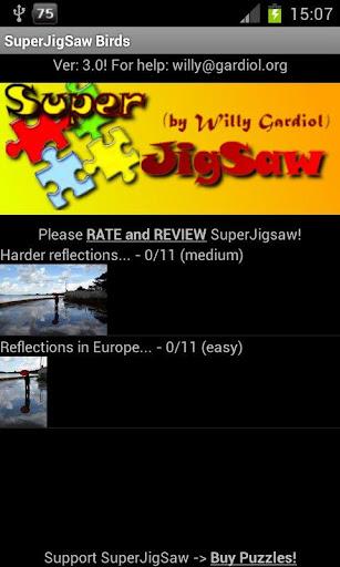 SuperJigsaw Reflections