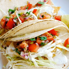 Baja Fish Tacos with Fresh Pico de Gallo