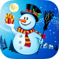 Free Christmas Color & Scratch for kids & toddlers ☃ APK for Windows 8