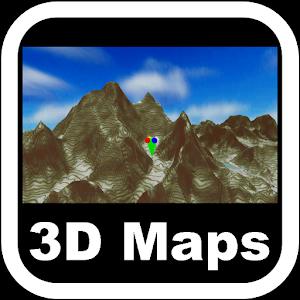 3D maps (Terrain) For PC / Windows 7/8/10 / Mac – Free Download