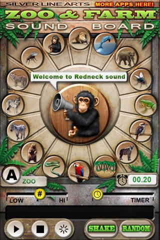 Zoo Farm Soundboard