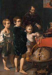 RIJKS: Thomas de Keyser: painting 1622