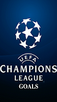 Screenshot of Champions League Goals