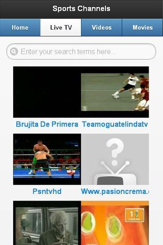Watch Sports TV Online
