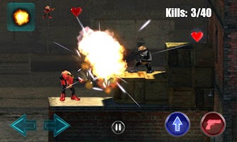 Screenshot of Killer Bean Unleashed