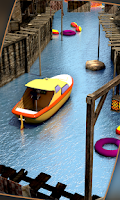 Screenshot of Boat Parking Simulator 3D