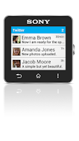 Screenshot of Smart extension for Twitter