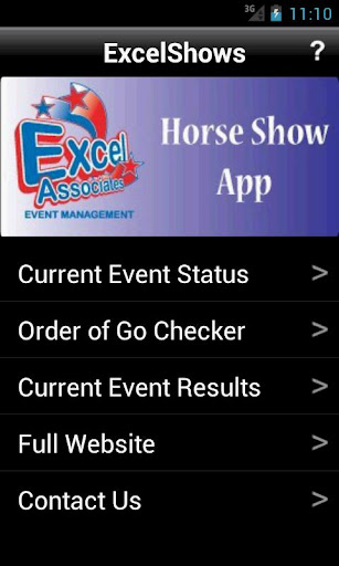 Excel Shows
