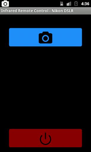 Remote Control for Nikon DSLR - screenshot