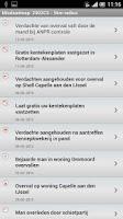 Screenshot of MisdaadMap.nl App
