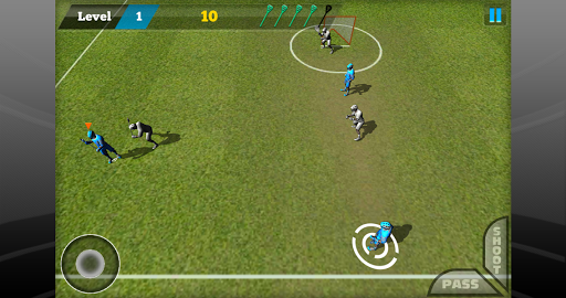 Lacrosse Arcade - screenshot