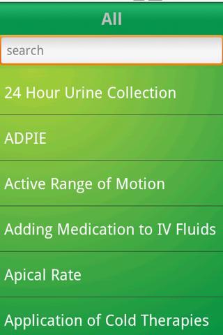 醫療必備APP下載 NurseTabs: Fundamentals 好玩app不花錢 綠色工廠好玩App