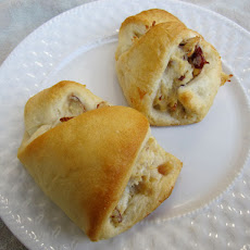 Creamy Chicken Stuffed Crescents