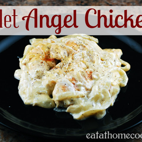 Skillet Angel Chicken