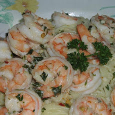 Garlic Shrimp (WW-4 points)