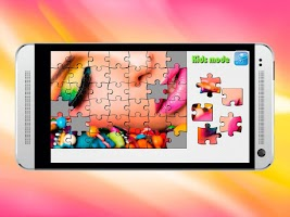 Screenshot of Puzzle Make Up