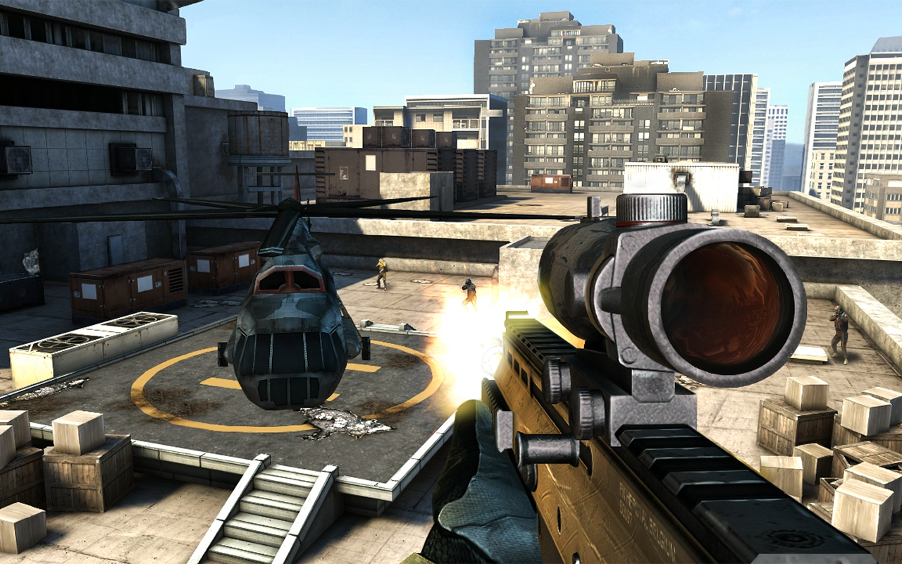 Modern Combat 3: Fallen Nation Screenshot 10